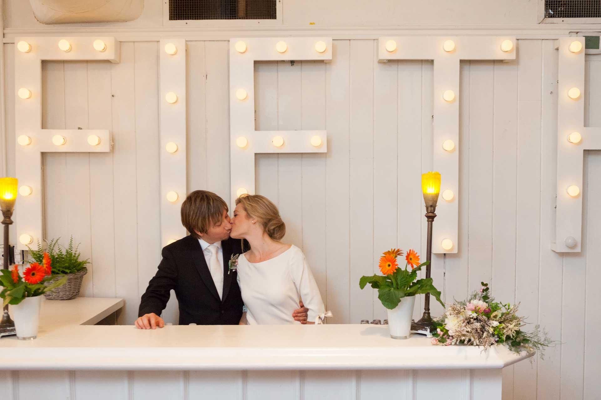 Unique Wedding Venues Toronto - Wedding Photography - Toronto Loft