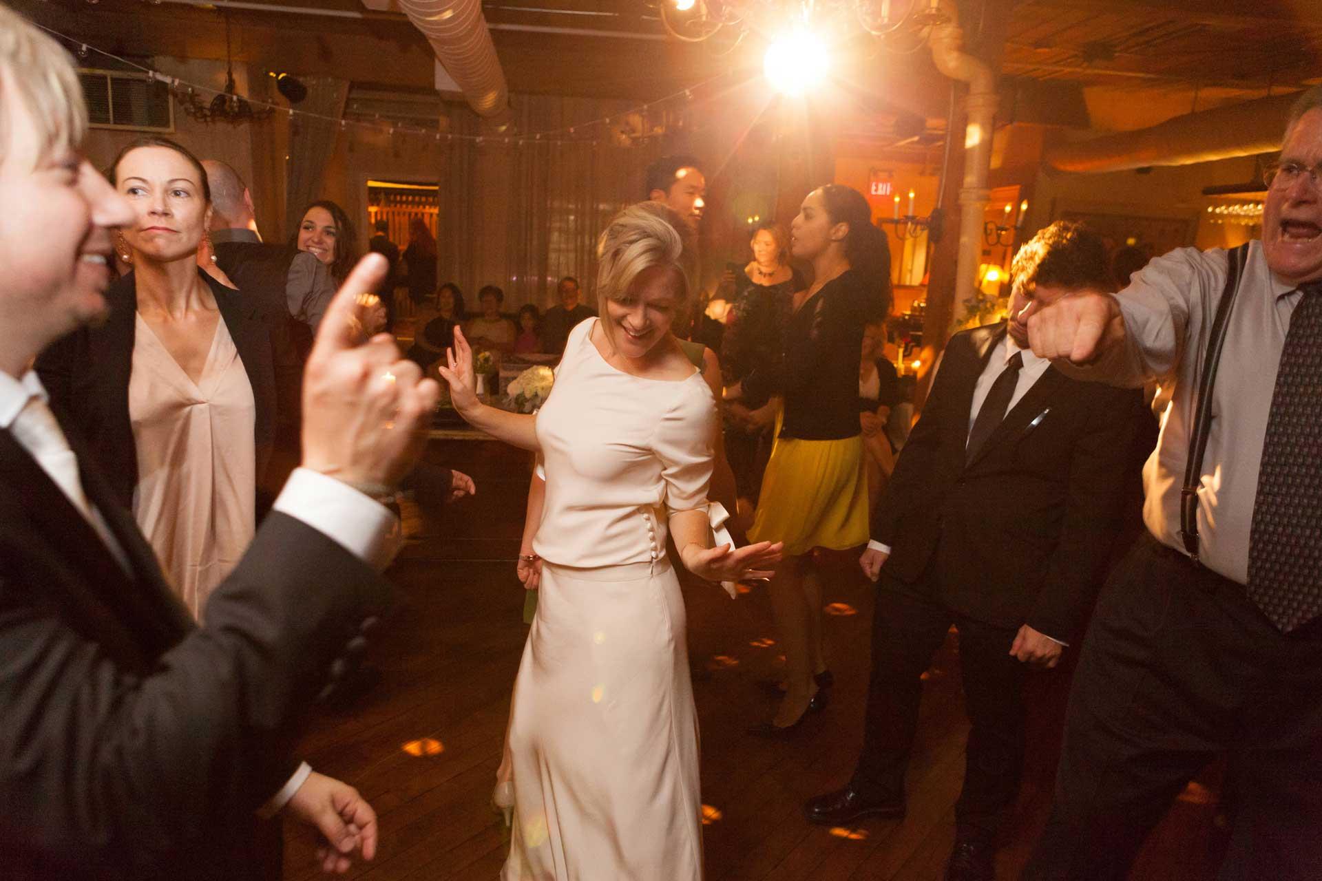 Unique Wedding Venues Toronto - Wedding Reception - Wedding Dance