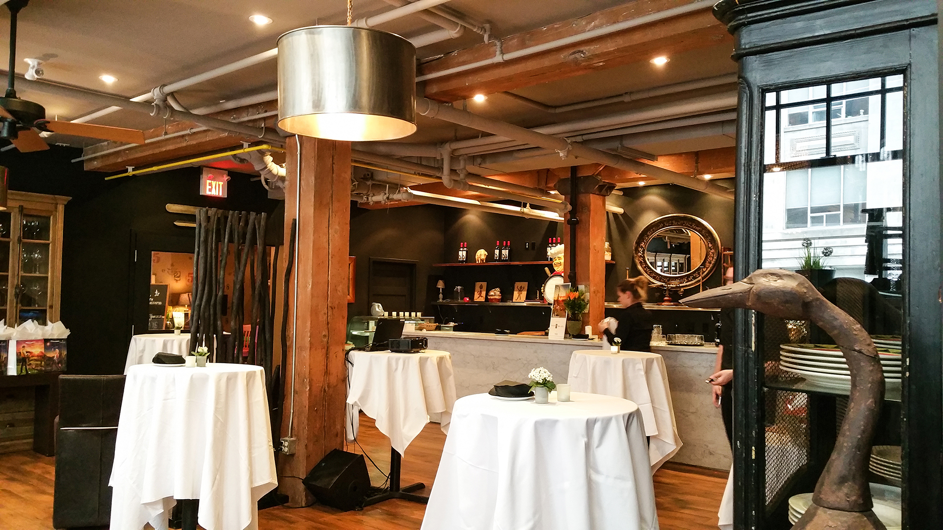 Small Wedding Venues Toronto - One Room - Cocktail Reception