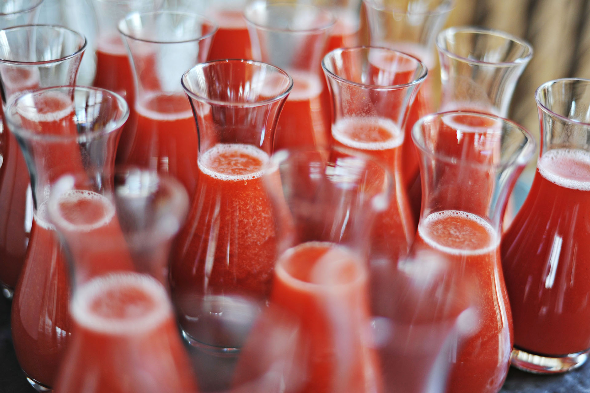 Event Catering Toronto - Brunch Event - Caesar Bar
