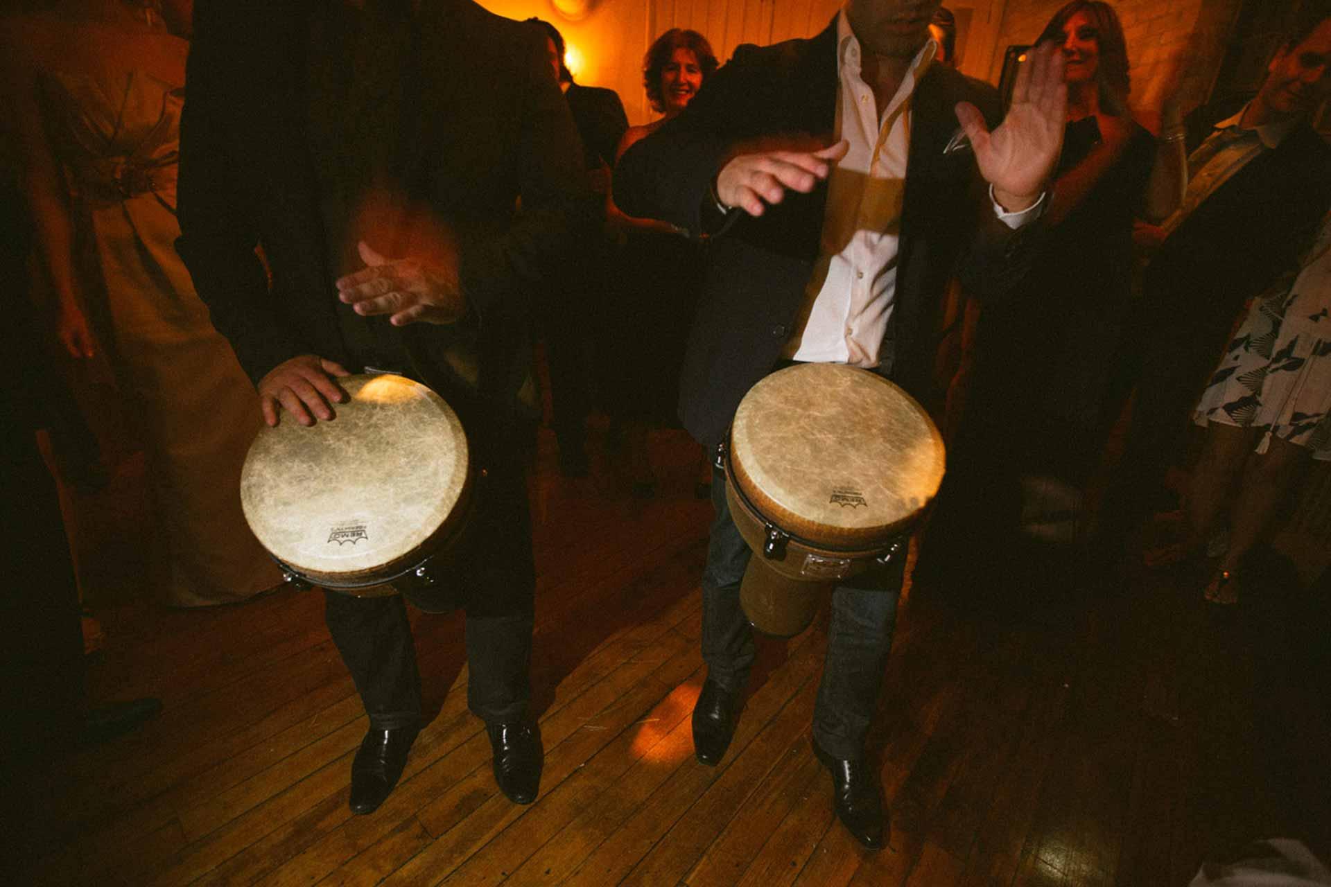 Toronto Wedding Venue - Restaurant Reception - Live Band