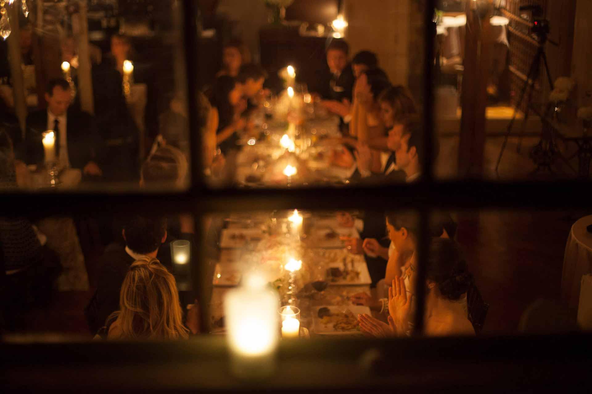 Toronto Wedding Venue - Intimate Restaurant Reception