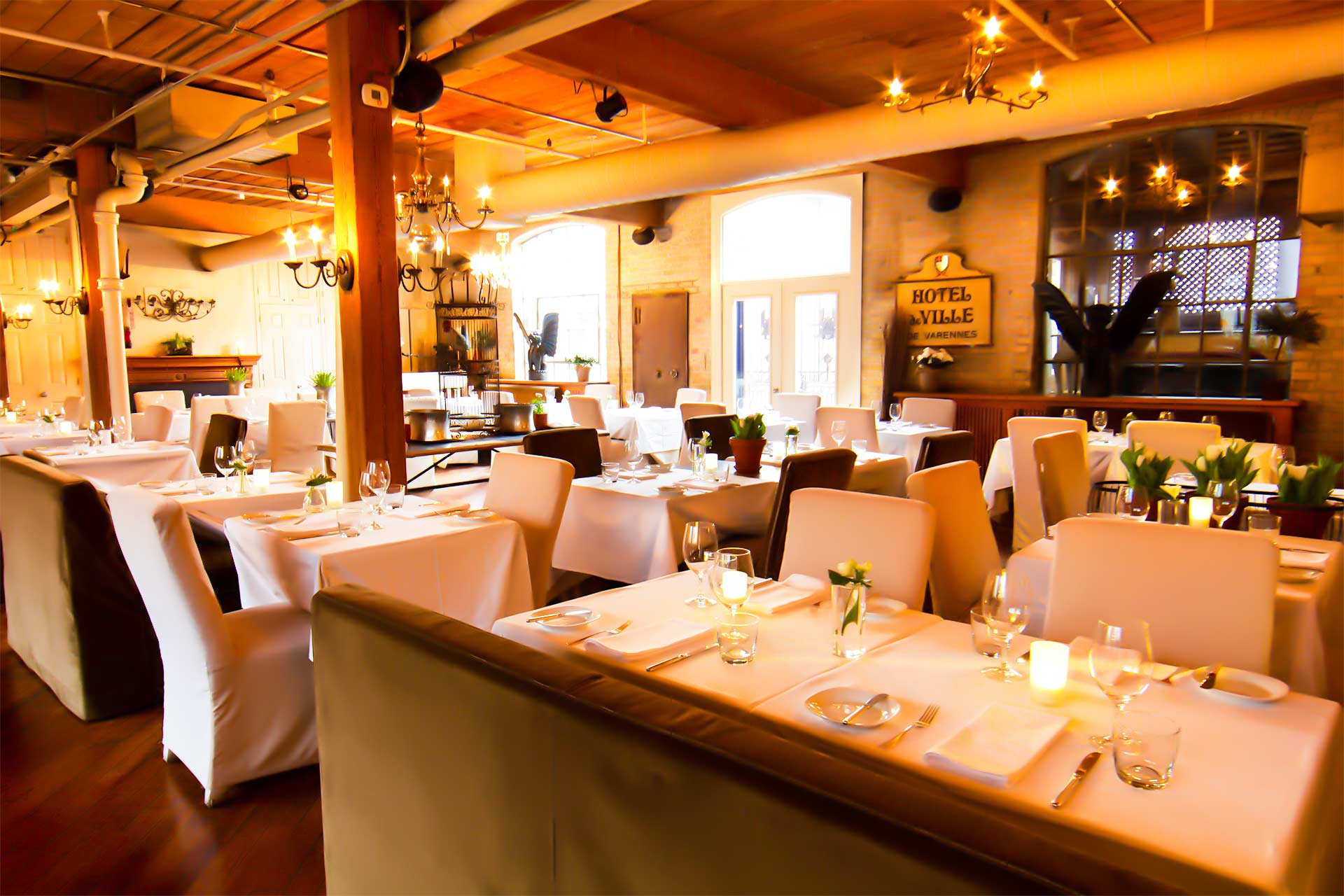 Toronto Event Spaces and Wedding Venues - Private Dining Room - Restaurant