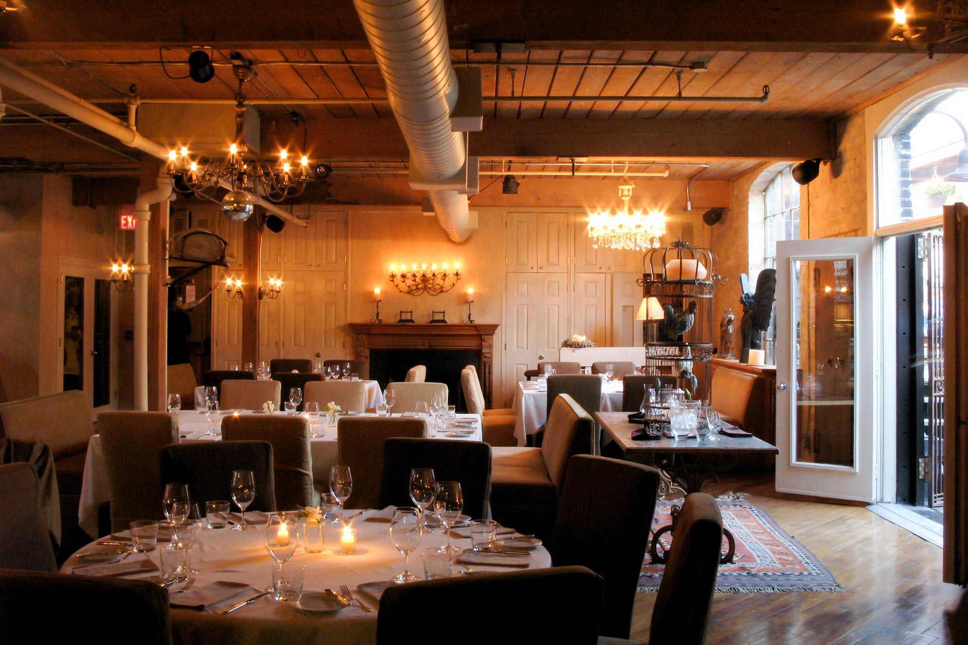 Toronto Event Venues - Private Dining Room - Wedding Venues