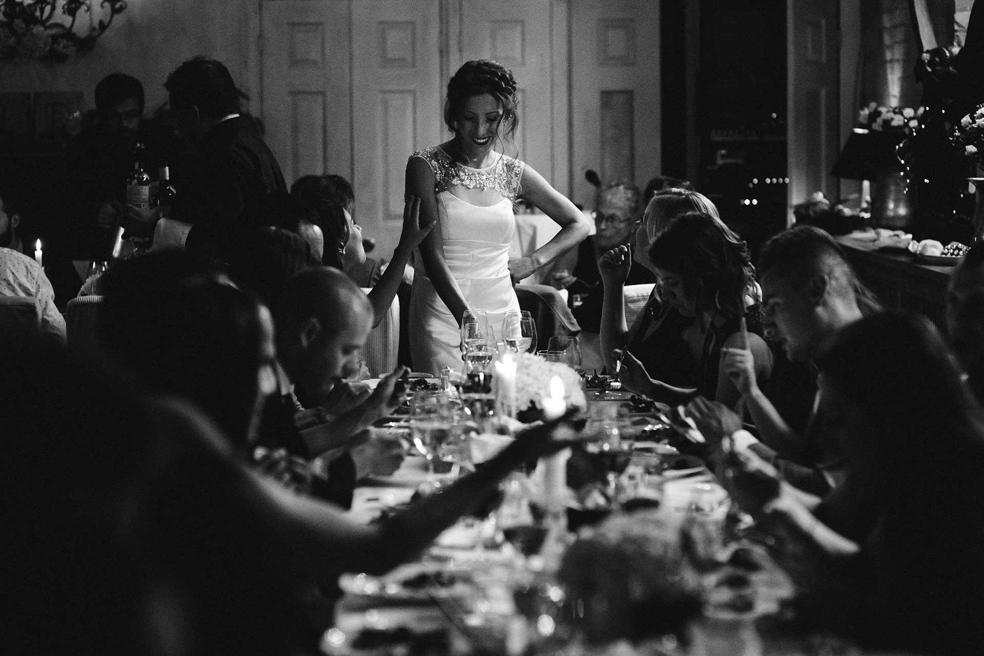 Unique Wedding Venues Toronto - Wedding Reception - Private Dining Room