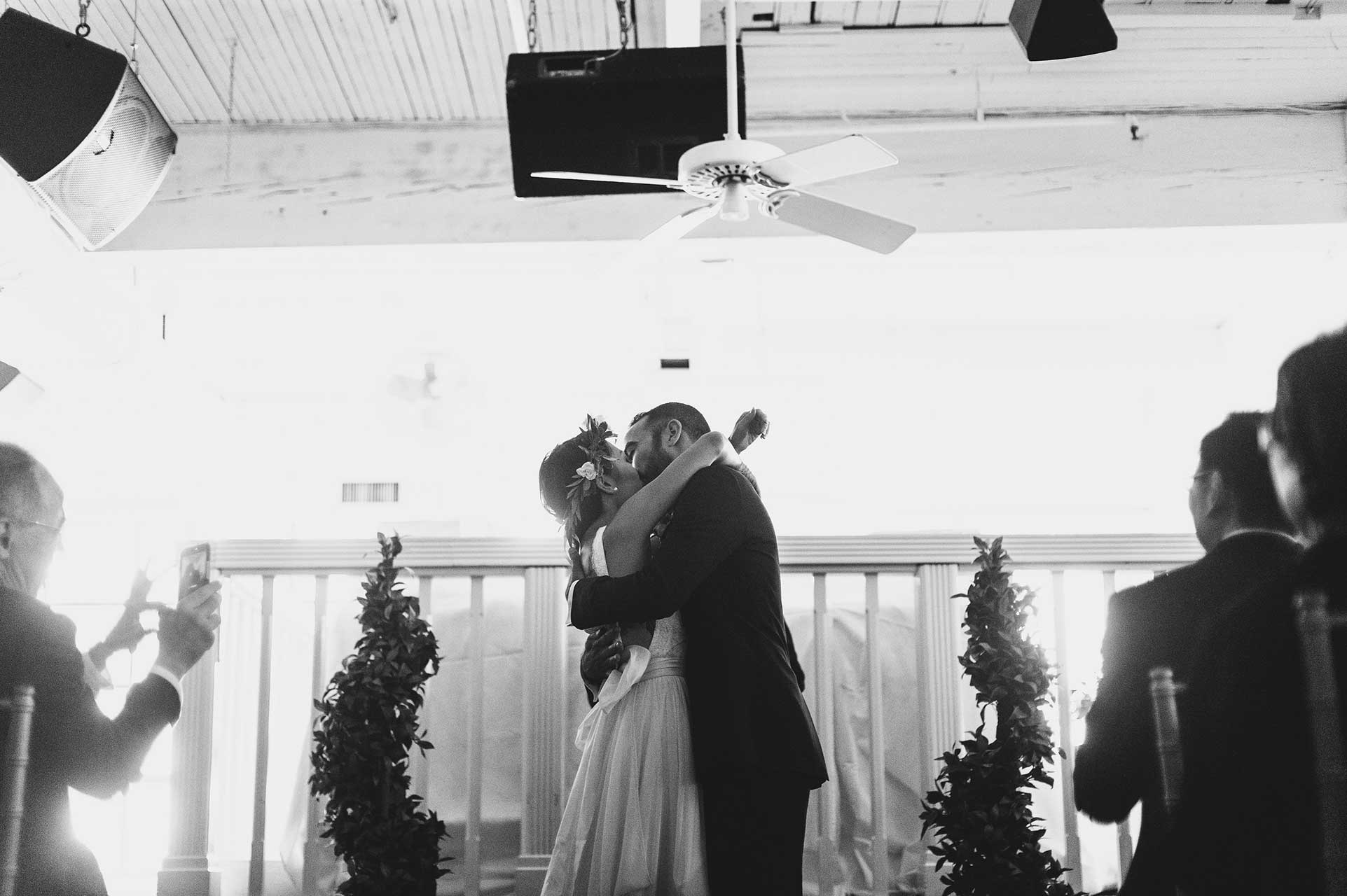 Wedding Venues Toronto - Wedding Ceremony - Toronto Loft