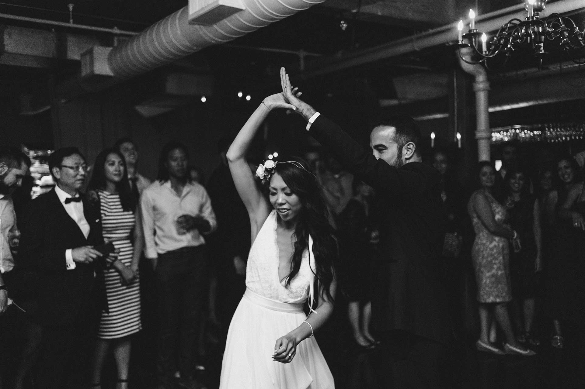 Wedding Venues Toronto - Wedding Dance