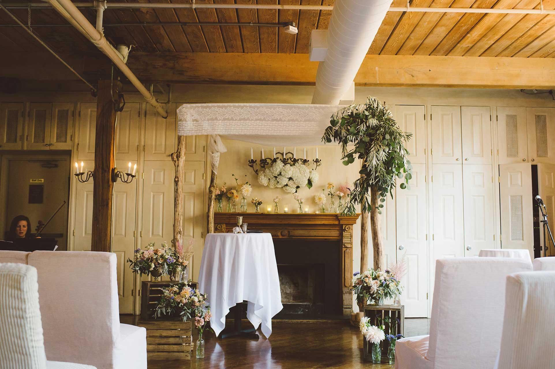 Wedding Venues Toronto - Jewish Wedding Ceremony - Chuppah Toronto