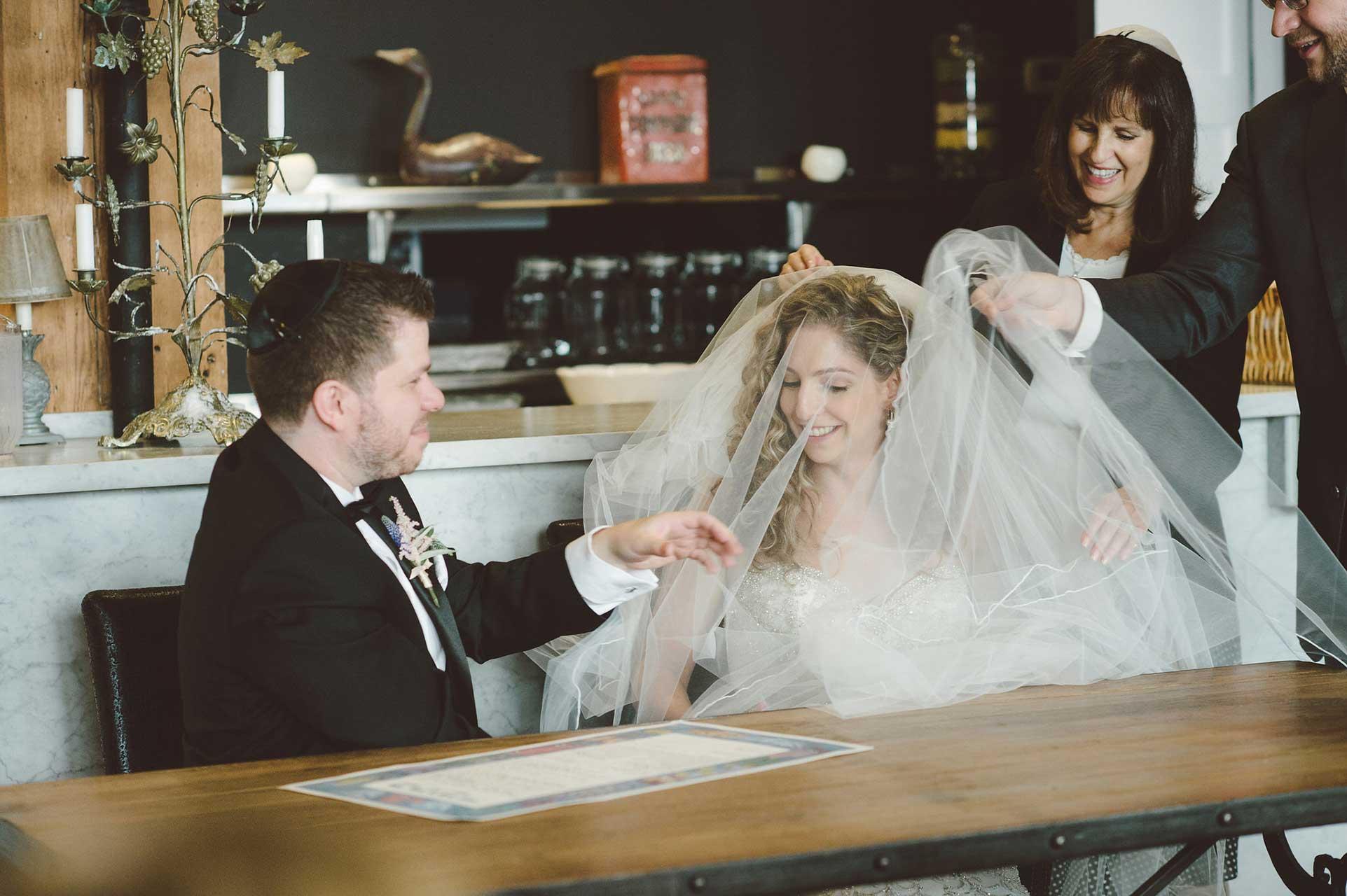Wedding Venues Toronto - Jewish Wedding Ceremony - Intimate Wedding