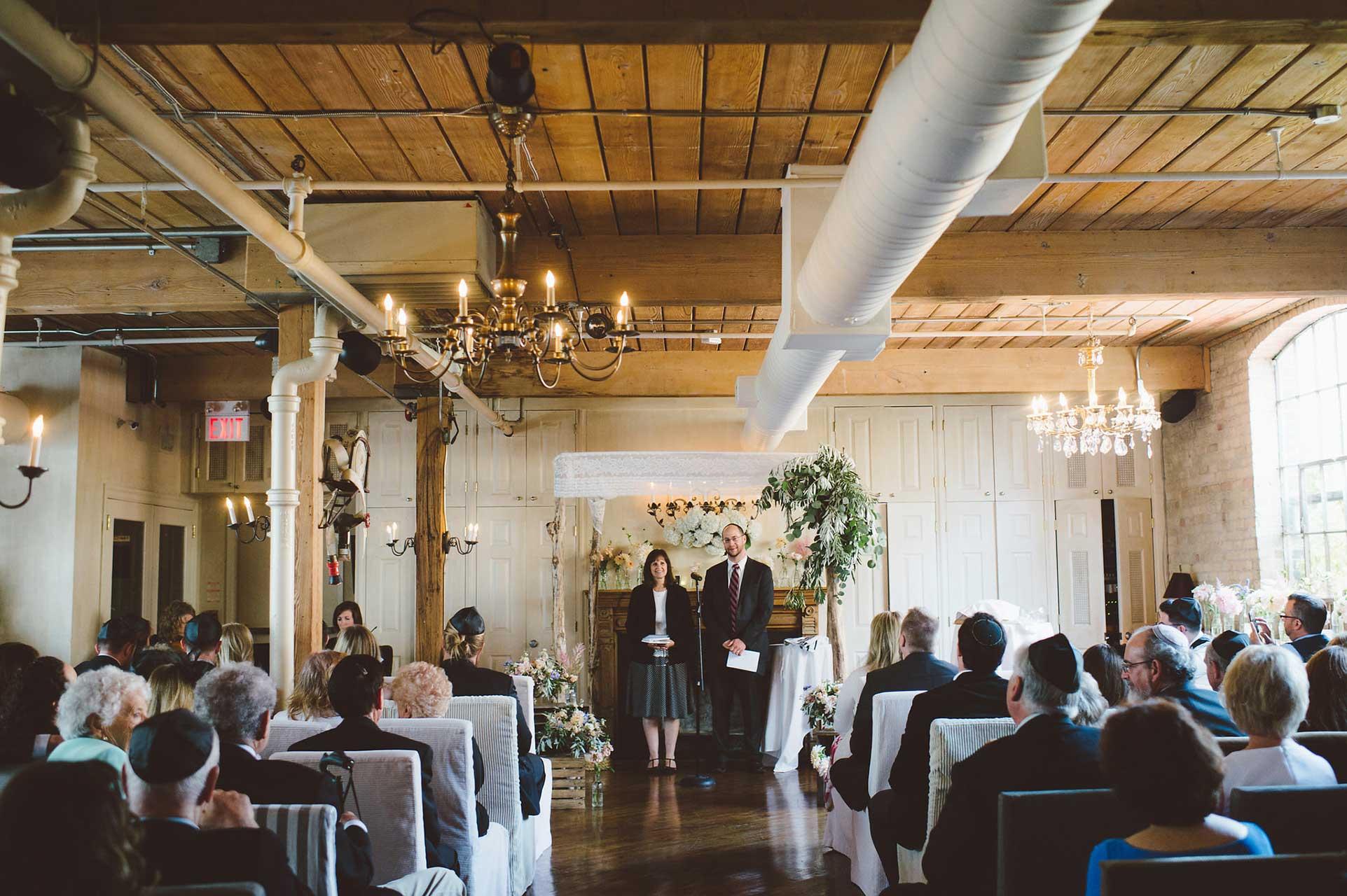 Wedding Venues Toronto - Jewish Wedding Ceremony - Chuppah
