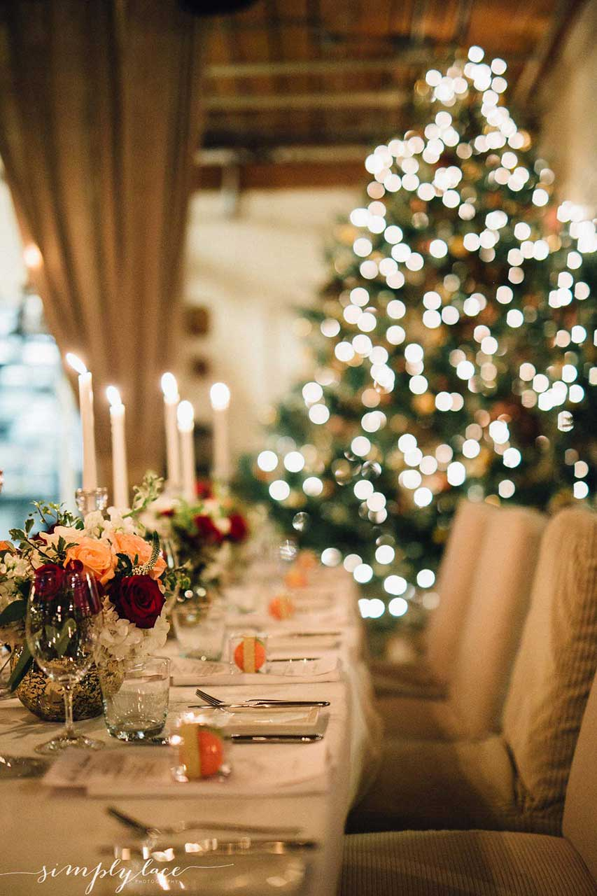 Photo Of Table At A Wedding Venue In Toronto, ON - The Fifth Events