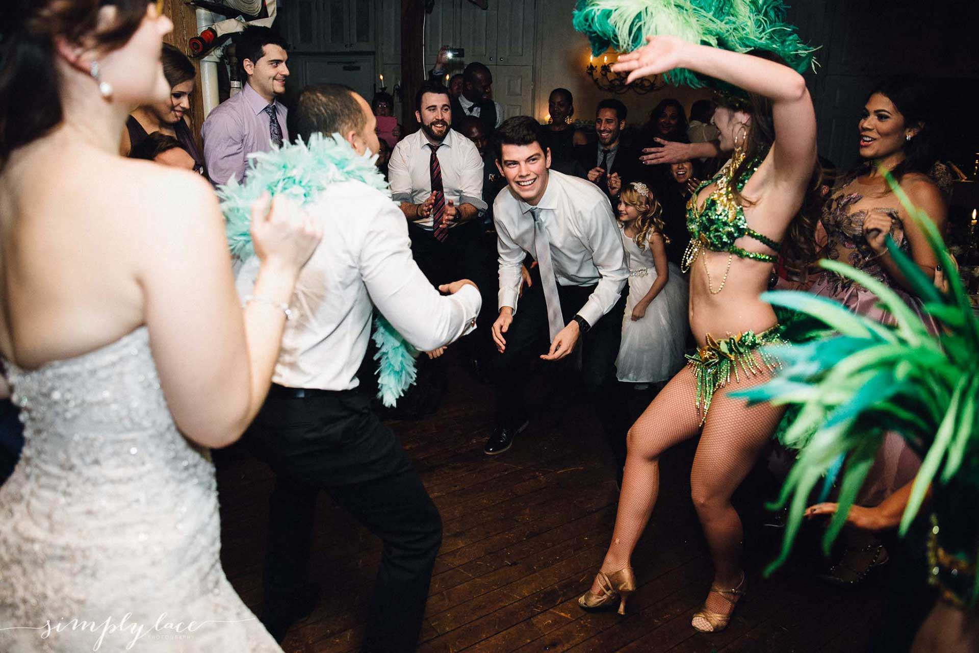Wedding Venues Toronto - Wedding Dancing - Entertainment