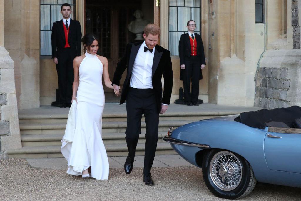 Royal Wedding Reception Ideas