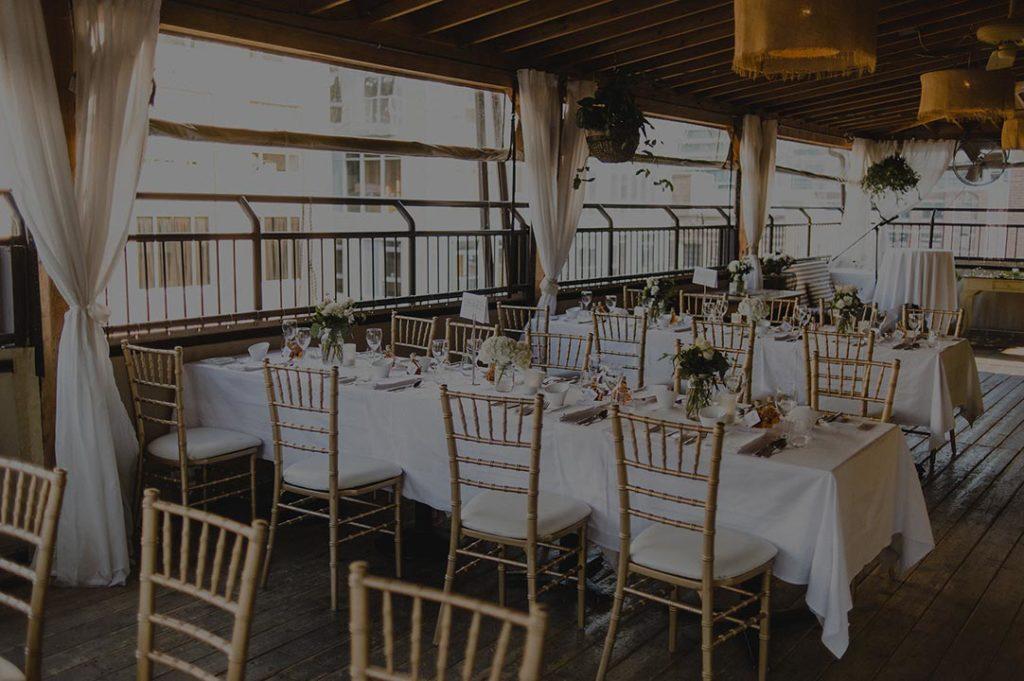Book Toronto's Best Unique Rooftop Wedding Venue
