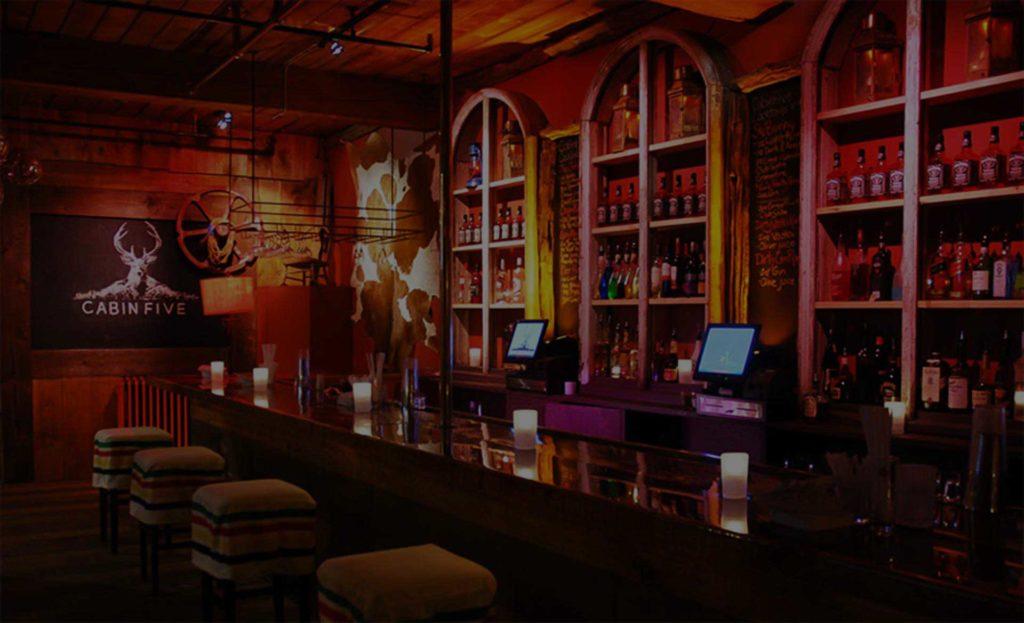 Cabin Five Toronto Rustic Chalet Wedding Venue