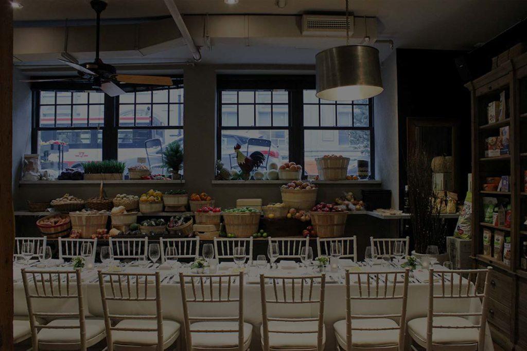 One Room Unique Market Event Wedding Venue Toronto The Fifth
